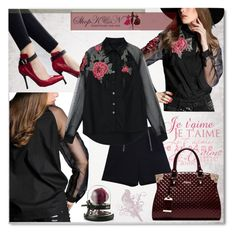 """2.Shop K&N"" by andrea2andare ❤ liked on Polyvore featuring vintage"