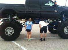 BIG Truck PERFECT SIZE
