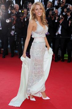 Blake Lively Cannes Film Festival 2014