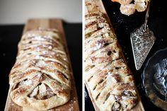 Apple Cinnamon Danish Braid recipe on Food52