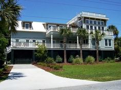 Wild Dunes - IOP Vacation Rental House Near Beach: Sandcrab Court 11 | Island Realty