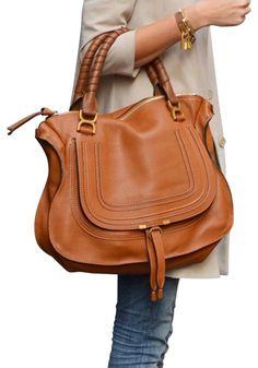 Save on the Chloé Marcie Large Tan Leather Satchel! This satchel is a top 10 member favorite on Tradesy. Marcie Chloe, Chloe Bag, Chloe Handbags, Burberry Handbags, Burberry Bags, Women's Handbags, Leather Satchel, Tan Leather, Satchel Bag