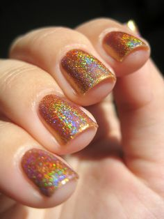 Gold Holo - Pure Ice Bite Me and HITS Hefesto
