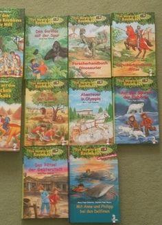 Kaufe meinen Artikel bei #Mamikreisel http://www.mamikreisel.de/bucher-und-schule/baby-und-kinderbucher/24139295-der-magische-baumhaus-buch-14-forschung