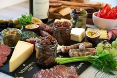 Cheese Recipes, Charcuterie, Starters, Tapas, Appetizers, Menu, Lunch, Dinner, Breakfast