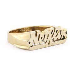 NETFLIX RING   Snash