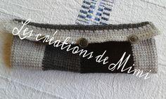 Housse à aiguilles à tricoter
