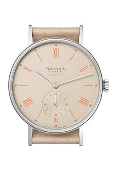 NOMOS Ludwig Neomatik Champagner | Oster Jewelers