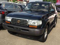 1996 FJ80 7 Seater