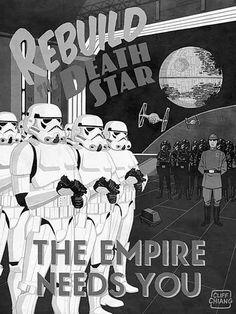 Rebuild the Death Star!