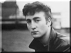 "John Lennon  -  ""By age 15, Elvis Presley and Rock and Roll had replaced John's former idols. He had made his mind up that he was going to be a rocker either that or a thug. Although discouraged by his Aunt, his mother Julia taught him how to play a used guitar, refocusing John's ambition in a more positive direction. She became a bigger influence in his life until she was tragically killed by a drunk driver in 1958."""