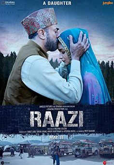 Raazi First Look - Bollywood Hungama Best Movies List, Movie List, Good Movies, Free Bollywood Movies, Download Free Movies Online, Night Film, Online Posters, Romance Movies, Movie Posters