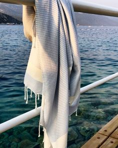 Ultra-soft, hand-loomed Exquisite bamboo hammam towel is versatile, compact and lightweight. Caravan Holiday, Beach Towel, Towels, Hand Weaving, Bamboo, Elegant, Cotton, Beauty, Classy