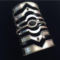 Bracelet 7 Vies plaque Argent  Semainier bijoux Exclusivité BY LiS