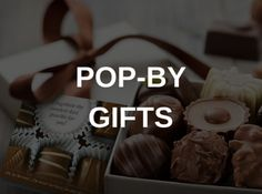 What is a Pop-by? A pop-by is the quickest & most effective way to generate referrals for your business. Popping-by your clients' homes or offices with a small gift of appreciation from time-to-time will leave a favorable and lasting impression.