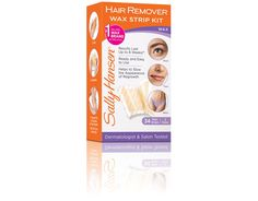 PSA: Sally Hansen Releases Hair Remover Wax Strips Kits | Slashed Beauty