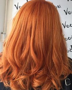 Orange copper by #VoodouEve Book online at voodou.co.uk #hair #haircolour #haircolor #redhair #copperhair #orangehair #hairgoals #hairideas #hairinspo #hairinspiration #voodou