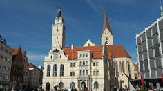 #Ingolstadt #Rathaus #Bayern #Bavaria