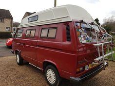 eBay: Vw T25 Holdsworth Campervan #vwcamper #vwbus #vw