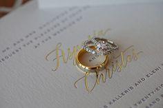 The dreamiest Greek island wedding in purple hues - Chic & Stylish Weddings Perfect Engagement Ring, Wedding Engagement, Wedding Bands, Engagement Rings, Greek Wedding, Purple Hues, Island Weddings, Purple Wedding, Stylish