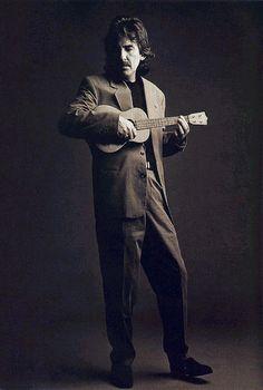 George Harrison + Ukulele