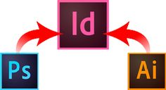 Using InDesign, Illustrator, and Photoshop Together: Linking and Embedding Files | CreativePro.com