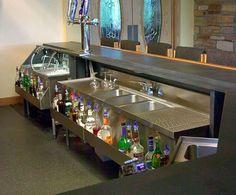 Merveilleux Front Of Bar Equipment Layout