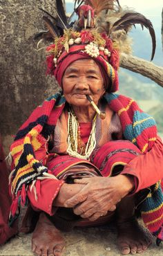 Ifugao woman > By Alika