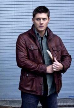 I love his jacket