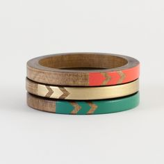 Add these Solange-approved bangles to your bracelet collection.