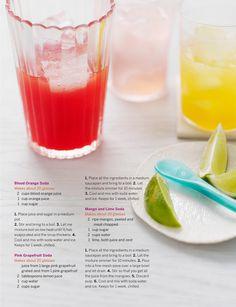 soda recipes