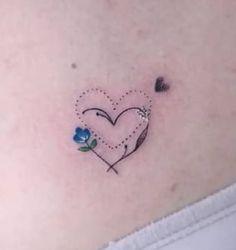 A primeira tatuagem