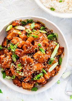Instant Pot General Tso's Chicken - Jo Cooks - Poczta o2