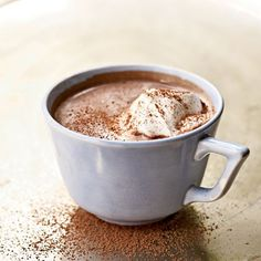 Low Calorie Hot Chocolate – 1 Cup Unsweetend Soy Milk (you could also have almond/low fat milk) 1 Tbsp. Unsweetened Cocoa Powder 1 Packet Stevia 1/4 Tsp. Vanilla Dash of cinnamon