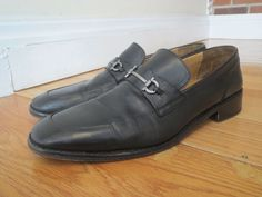 43dda9956a3 COLE HAAN MEN S ASCOT BIT LOAFER SOFT BLK LEATHER SIZE 13 M  fashion   clothing