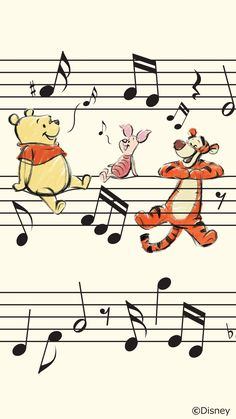 Cute Winnie The Pooh, Winne The Pooh, Winnie The Pooh Quotes, Winnie The Pooh Friends, Disney Phone Wallpaper, Iphone Wallpaper, Pooh Bear, Tigger, Disney Love
