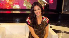 Paula Chaves polifacética y más bella que nunca