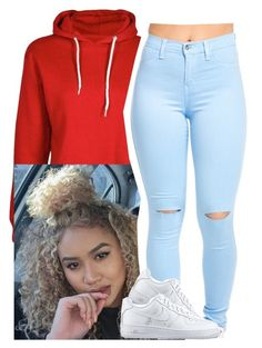 """""""✨"""" by newtrillvibes ❤ liked on Polyvore featuring NIKE"""