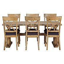 John Lewis Bolton Dining Room Furniture Range