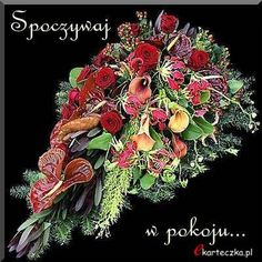 Spoczywaj w pokoju... Fall Flowers, Christmas Wreaths, Halloween, Holiday Decor, Plants, Home Decor, Autumn Flowers, Decoration Home, Room Decor