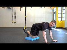 TRX® Exercises: TRX Planks