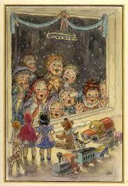 Výsledek obrázku pro Marie Fischerová-Kvěchová Baby Art, Paintings I Love, Old Postcards, Animation, My Favorite Things, Drawings, Czech Recipes, Christmas, Window Shopping