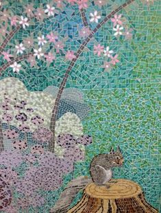 Mosaic Workshop by JohnMcGee