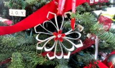 8 Ideias de Estrelas de Natal com Materiais Reciclados | Reciclagem no Meio Ambiente