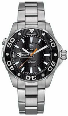 NEW TAG HEUER AQUARACER 500M QUARTZ MENS WATCH WAJ1110.BA0870 TAG Heuer. $1775.00