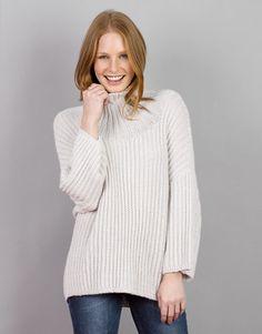 Book Woman Basics 11 Autumn / Winter | 45: Woman Sweater | Beige
