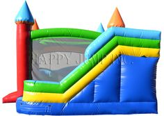 Inflatable Interactive Games: Inflatable Bouncing