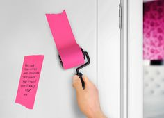 Roller Notes Sticky Note Roll – $9