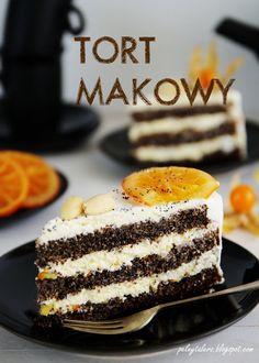 Polish Cookies, Polish Recipes, Polish Food, Tiramisu, Sweet Tooth, Cheesecake, Deserts, Menu, Favorite Recipes