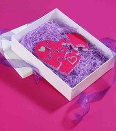Valentine Heart Puzzle | Valentine's Day Gift Ideas